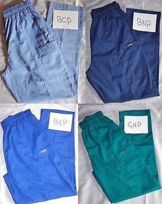 Landau Woman Drawstring Cargo Scrub Pant Style 8501 Sizes XS to 3X Drawstring Cargo Scrub Pants