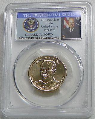 2016 D Richard M Nixon Presidential Dollar $1 PCGS MS67 Position B