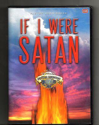 PASTOR JOHN HAGEE If I Were Satan (2013, 3 DVD) Full Armor Of God: Christianity