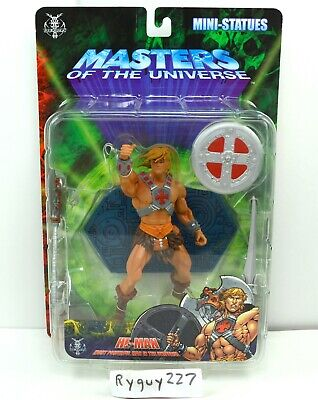 MOTU, He-Man, Neca Statue, 200x, Masters of the Universe, MOC, sealed, complete He Man Statue