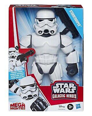 Disney | Star Wars | Galactic Heroes | Mega Mighties | Poseable Figures