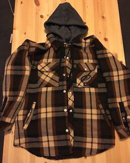 Men's snow jacket Corked hoodies brand