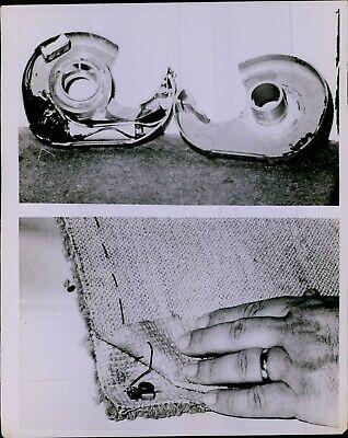 LD210 1968 Original Photo ELECTRONIC BUGGING DEVICE Contelco Security Spy Gear