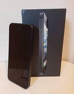 Apple iPhone 5 64gb onyx black Melbourne CBD Melbourne City Preview
