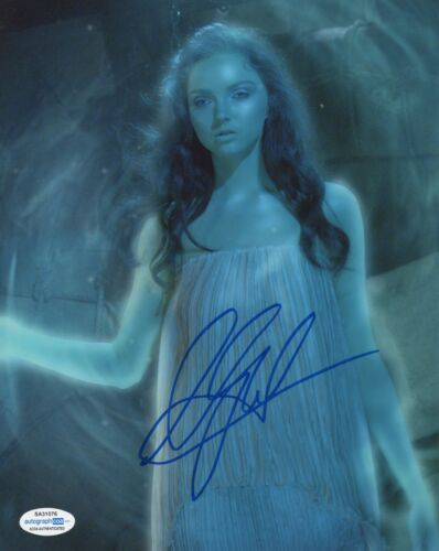 Lily Cole Doctor Who Autographed Signed 8x10 Photo ACOA 2020-2