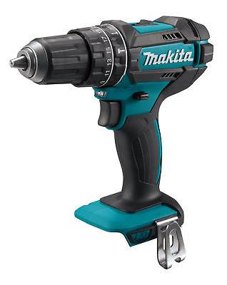 "Makita 18V XPH10 Cordless 1/2"" Battery Hammer Drill Driver 18v LXT Tool Only"