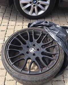 "Rims BMW 19 ""  BLACK Valentino"