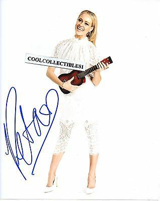 Peta Murgatroyd  Dancing With The Stars  Signed 8X10 Color Photo 6   Proof