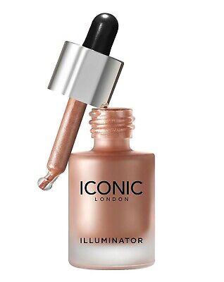 Iconic London Illuminator Liquid Highlighter Original  13.5ml NEW