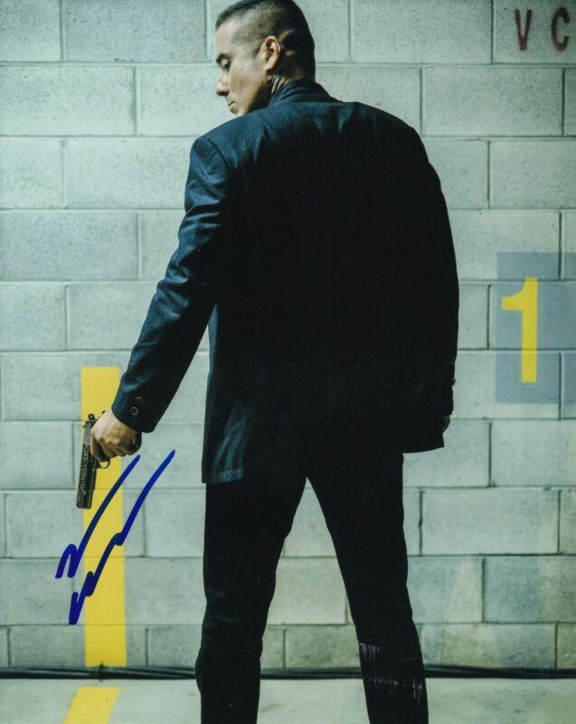 KIRK ACEVEDO signed (ARROW) 8X10 photo *RICARDO DIAZ* autographed W/COA #3