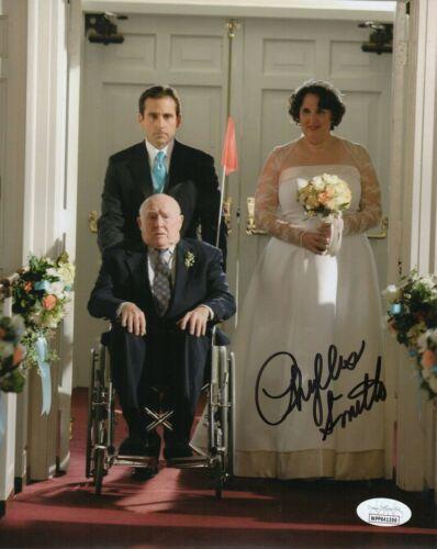 "Phyllis Smith Autograph Signed 8x10 Photo - The Office ""Phyllis"" (JSA COA)"