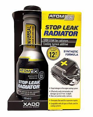 XADO ATOMEX Dichtmittel Auto Kühler Kühlsystem Dichtung Kühlerdicht Leck Stop