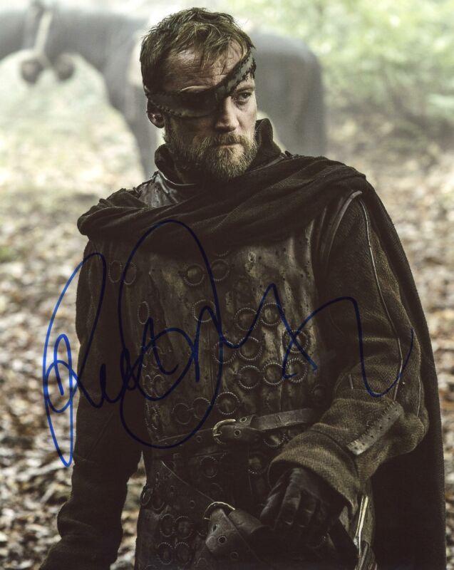 "Richard Dormer ""Game of Thrones"" AUTOGRAPH Signed 8x10 Photo B ACOA"