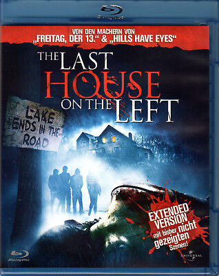 The last House on the left , Extended Version , Blu-Ray , uncut , new , Remake](The Last Halloween Dvd)