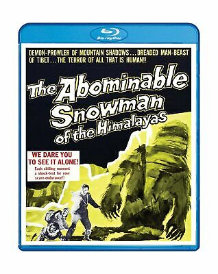 The Abominable Snowman of the Himalayas (1957) Blu-ray Peter Cushing NR Horror