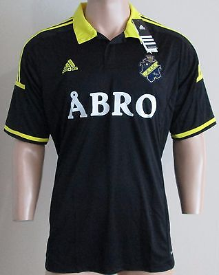 Men AIK Stockholm home football size XL Adidas BNWT