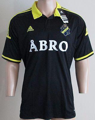 Men AIK Stockholm home football size XL Adidas BNWT