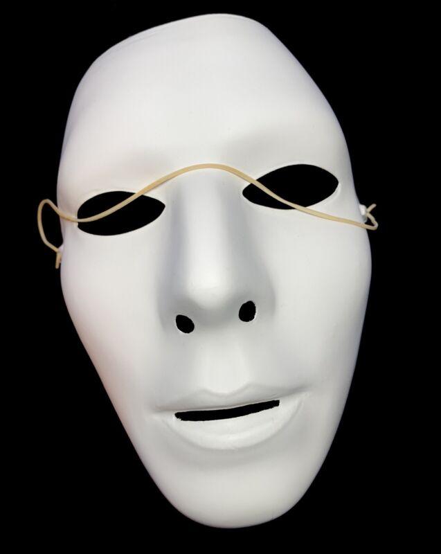 Halloween cesar mask Buckethead Slipknot Joey Jordison Original 1983 Blank Male