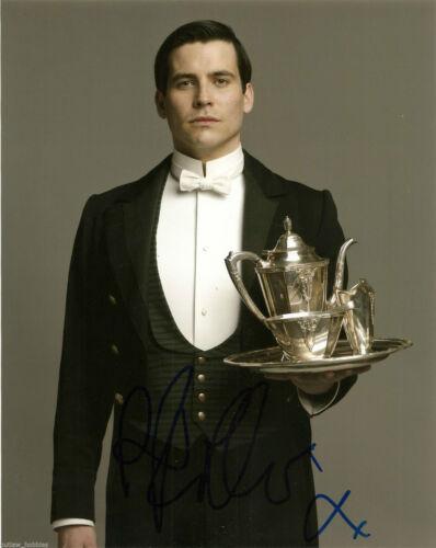 Robert James-Collier Downton Abbey Autographed Signed 8x10 Photo COA #J2