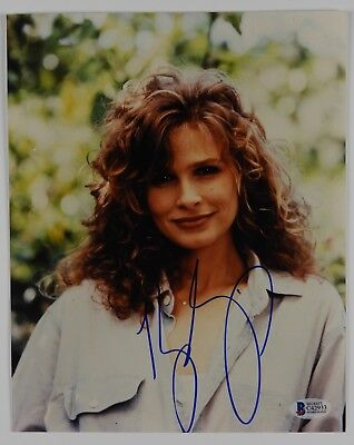 Kyra Sedgwick Signed Autograph Photo 8 X 10 Bas Coa Beckett