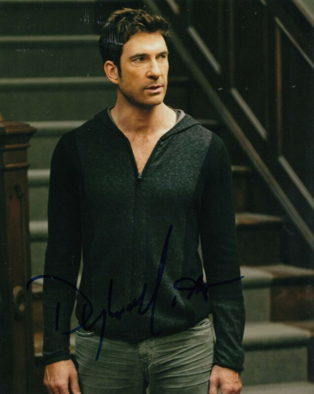 DYLAN MCDERMOTT signed (AMERICAN HORROR STORY) 8x10 photo *Johnny Morgan* W/COA