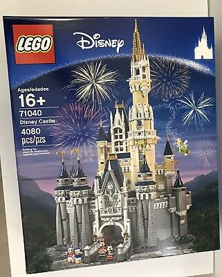 LEGO The Disney Castle 71040. NEW. Sealed Box