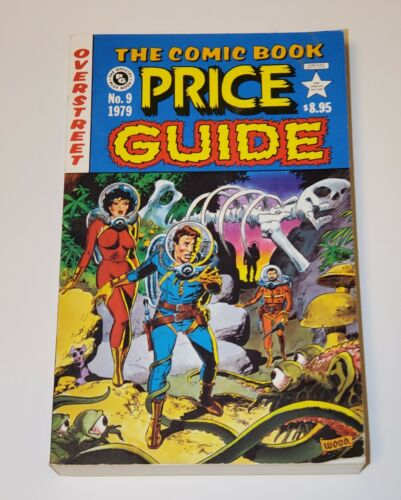 1979 Overstreet Comic Book Price Guide # 9 Softcover