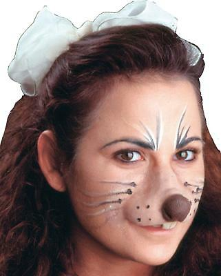 WOOCHIE MOUSE FACE NOSE PROSTHETIC COSTUME MAKEUP APPLIANCE - Halloween Mouse Makeup