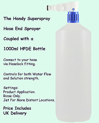 Hose End Sprayer - Buyitmarketplace co uk