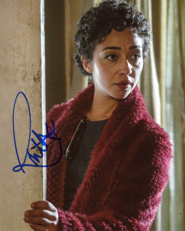 "Ruth Negga ""Preacher"" AUTOGRAPH Signed 8x10 Photo C ACOA"