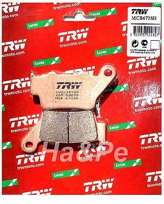 KTM - Original TRW-Lucas Bremsbeläge brake pads MCB672SH