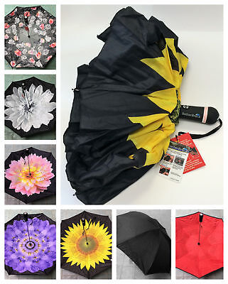 New, Better Brella Auto Collapsible With