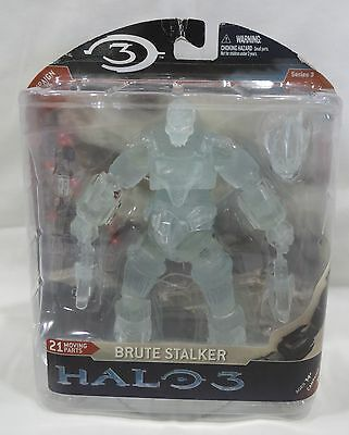 Microsoft Corp  2008 Halo 3   Brute Stalker  Series 3 Action Figure