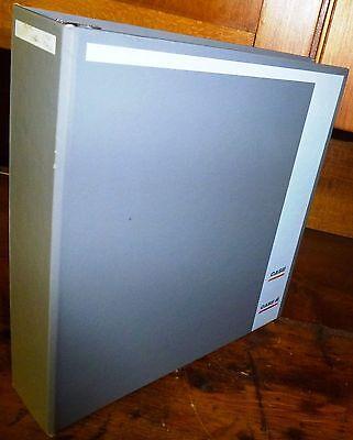 Case 570lxt 580l Series 2 Loader Backhoe Parts Manual Wbinder Bur 7-3341