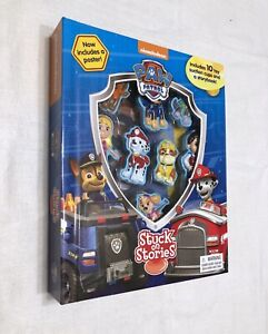 Paw Patrol Suction Cups, Story and Poster