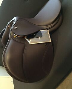 Unused new brown 16.5 inch all purpose saddle Coffs Harbour Coffs Harbour City Preview