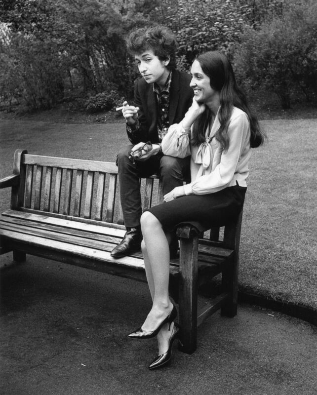 Bob Dylan / Joan Baez  8x10 Music Memorabilia FREE US SHIPPING