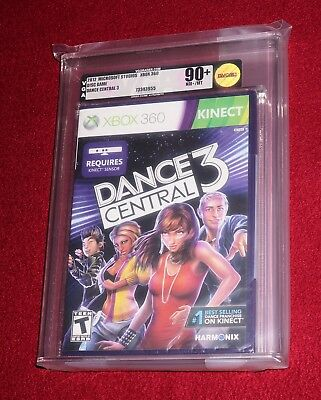 Dance Central 3, New Sealed! Xbox 360 VGA 90+ for sale  Shipping to India