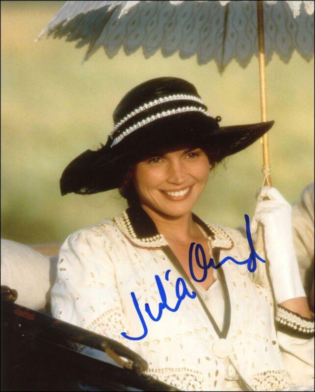 "Julia Ormond ""Legends of the Fall"" AUTOGRAPH Signed 'Susannah' 8x10 Photo ACOA"