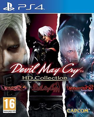 Devil May Cry HD Collection PS4 ***PRE-ORDER ITEM*** Release Date: 13/03/18