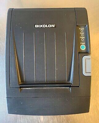 Samsung Bixolon Srp-350 Ug Usb Black Thermal Receipt Pos Printer