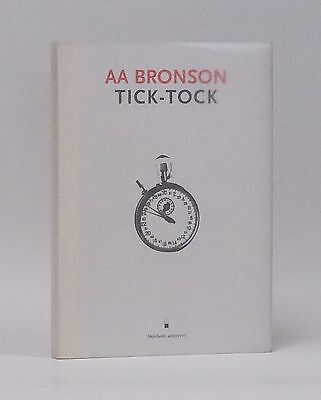 Bronson, A. A. Tick-Tock. GENERAL IDEA. Signed
