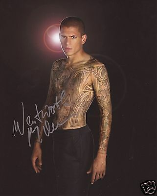WENTWORTH MILLER AUTOGRAPH SIGNED PP PHOTO POSTER