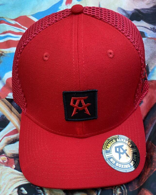 canelo alvarez  Official Hat 🇲🇽🇲🇽🇲🇽 snap back 100% wool