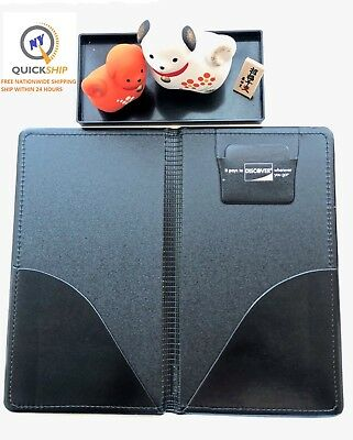New Discover Double Panel Restaurant Check Presenterholder Book