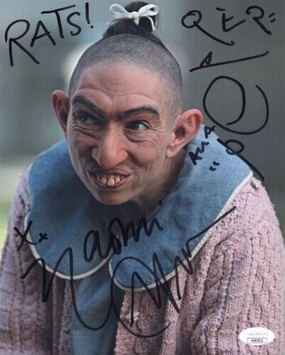 NAOMI GROSSMAN Signed American Horror Story PEPPER 8x10 Photo Autograph JSA COA