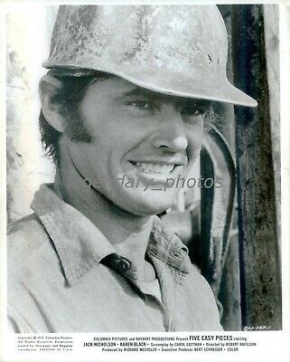 1970 Five Easy Pieces Karen Black Jack Nicholson Original Press Photo - $14.99