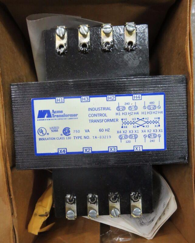 Acme Transformer TA-83219 Industrial Control Transformer