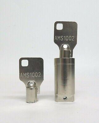 Ams Snack Soda Vending Machine 2 Keys With A Lock - Ams1002