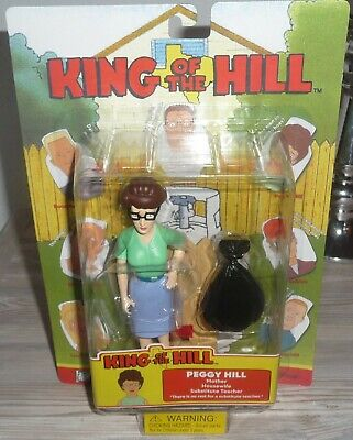 2002 Peggy Hill King Of The Hill 20th Century Fox New Action Figur
